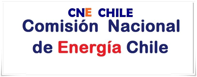 CNE Chile electricidad